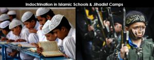 indoctrination radical islamic terrorists