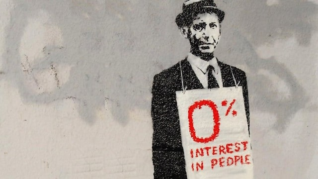 Banksy Money Banker