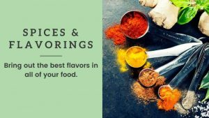 spices-and-flavorings-vegan-shopping-list