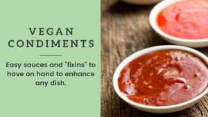 vegan-shopping-list-condiments