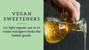 vegan-sweeteners-vegan-shopping-list