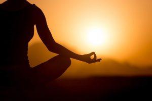 Asana-meditation