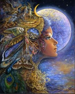 deesse-Diana-goddess-of-the-moon-JosephineWall