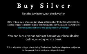 Silver-trigger