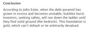 Exter-conclusion