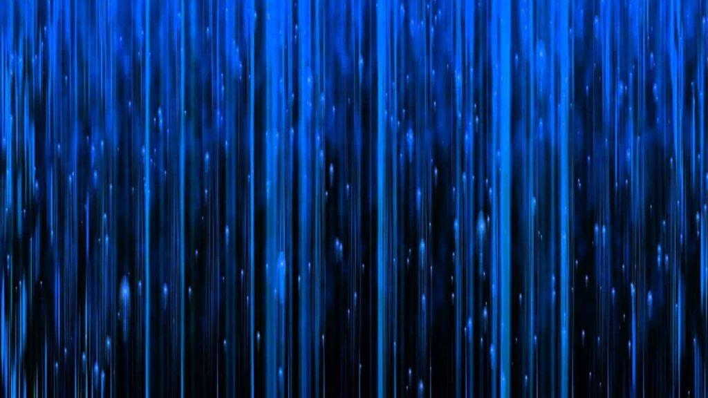 pluie-bleue