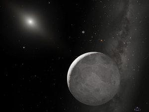 Eris-moon
