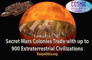 Mars-exopolitics